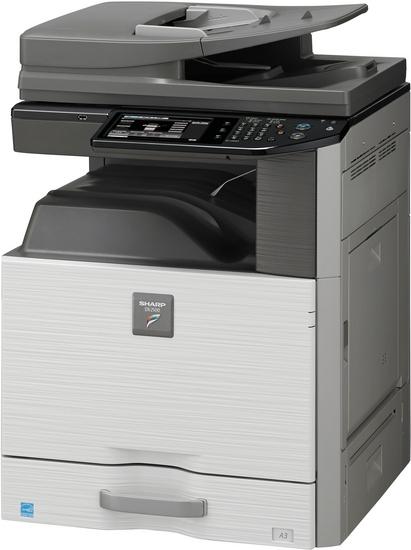 DX2500N színes másológép