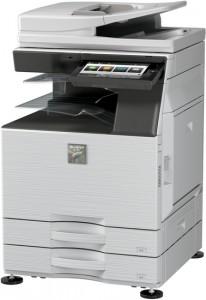 MX3050N színes másológép
