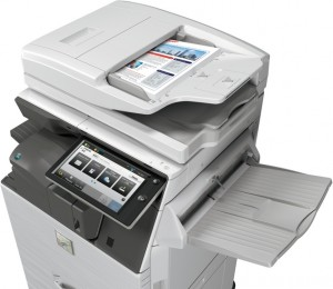 MX3070N színes másológép