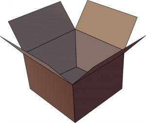 üres doboz