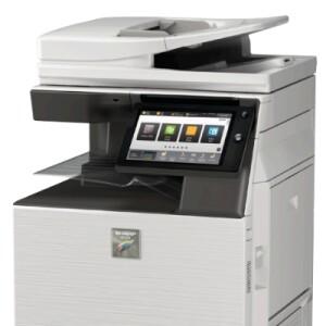 MX2651 színes fénymásológép