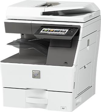 MX-B355W